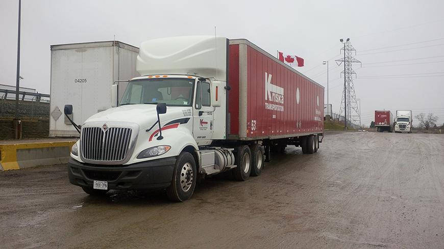 Kriska buys Trailwood Transport and Nexus